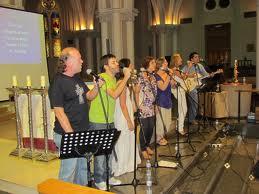 Imagen de un concierto del grupo andaluz Ixcis