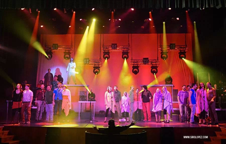 33 El Musical | Al Tercer Día - photo#19