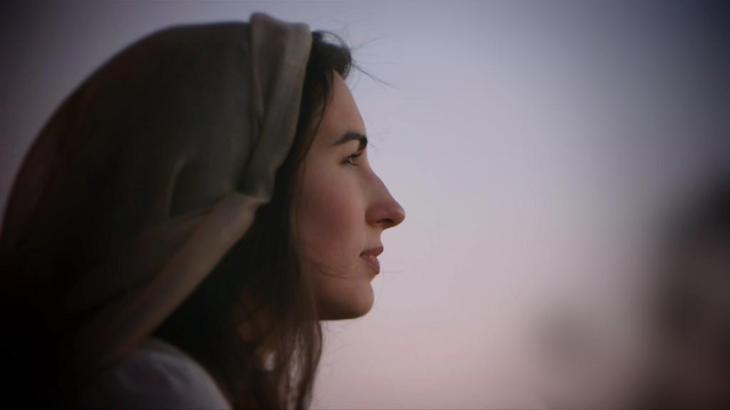 Imagen de la película Tierra de María de J. M. Cotelo